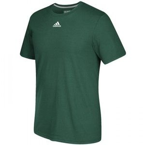 New Mens Adidas Performance T-Shirt Green